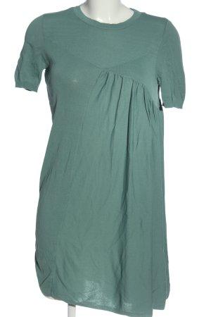 COS Kurzarmkleid grün Casual-Look