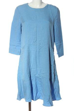 COS Langarmkleid blau Casual-Look