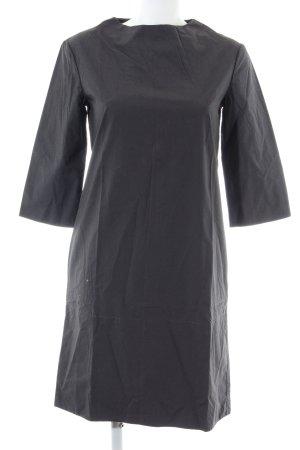 COS Robe à manches courtes noir style d'affaires