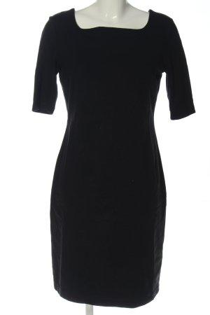 COS Vestido de manga corta negro estilo «business»