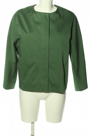 COS Giacca corta verde stile casual