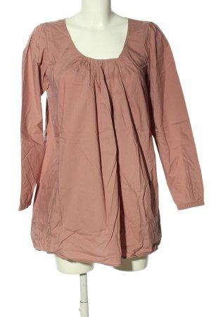 COS Langarm-Bluse pink Casual-Look