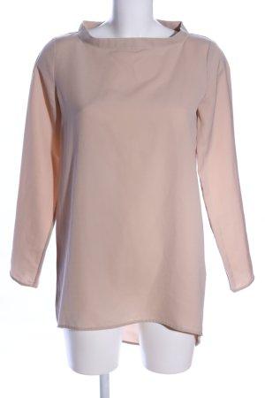 COS Langarm-Bluse nude Elegant