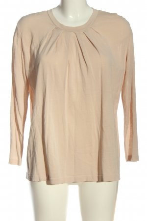 COS Langarm-Bluse creme Casual-Look