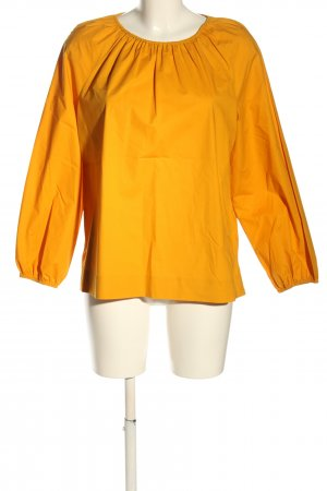 COS Langarm-Bluse hellorange Casual-Look