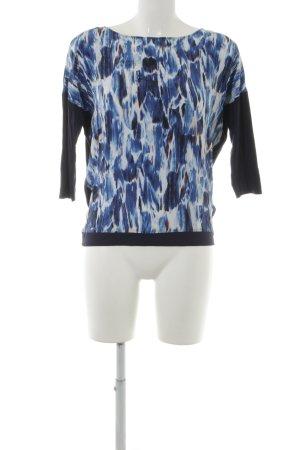 COS Langarm-Bluse mehrfarbig Casual-Look