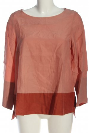 COS Bluzka z długim rękawem czerwony W stylu casual