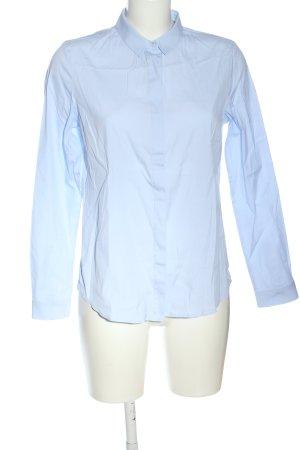 COS Langarmhemd blau Casual-Look