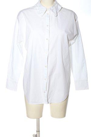 COS Camisa de manga larga blanco estilo «business»