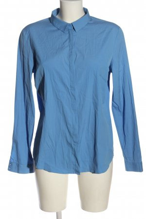 COS Camicia a maniche lunghe blu stile professionale