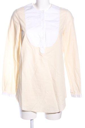 COS Langarmhemd creme-weiß Casual-Look