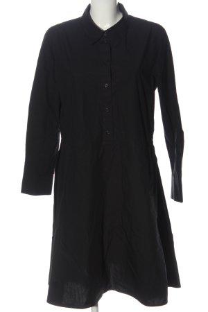 COS Robe à manches longues noir style d'affaires