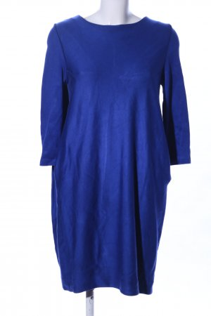 COS Langarmkleid blau Elegant