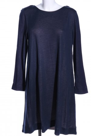 COS Langarmkleid blau Casual-Look