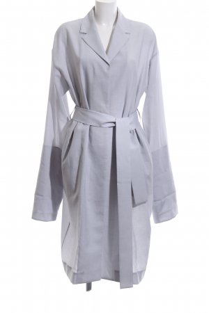 COS Long Jacket light grey business style