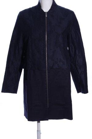 COS Lange Jacke blau Casual-Look