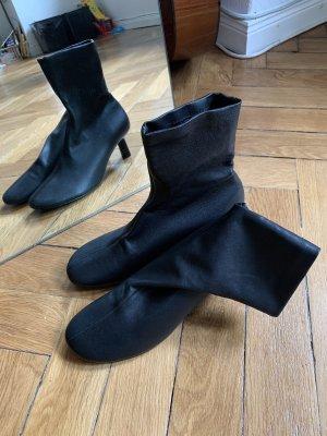 Cos Leder Socken Schuhe Gr. 41 neu