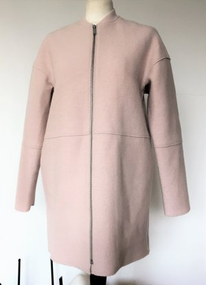 COS Wool Coat multicolored wool