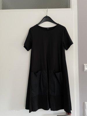 COS A Line Dress black