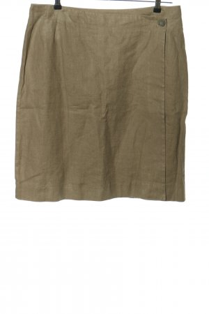 COS Leinenrock khaki Casual-Look