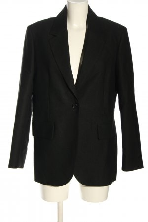 COS Long-Blazer schwarz Business-Look
