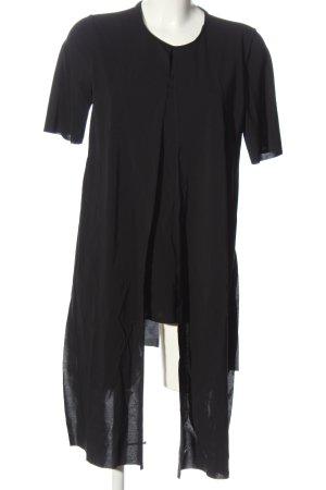 COS Długa bluzka czarny W stylu casual