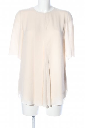 COS Long-Bluse creme Business-Look