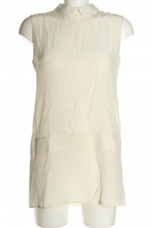 COS Long-Bluse creme Casual-Look