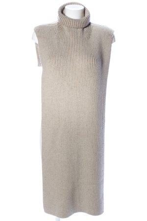 COS Cardigan long blanc cassé style décontracté