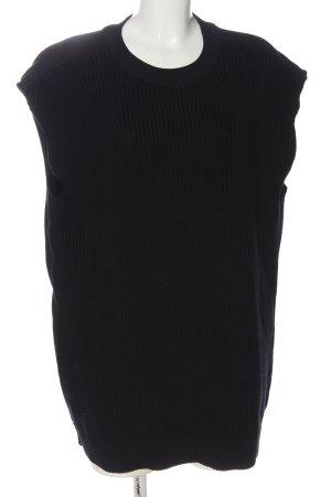 COS Cardigan lungo nero stile casual