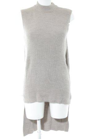 COS Cardigan long gris clair style décontracté