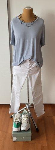 COS T-Shirt azure copper rayon