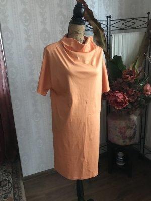 COS Jurk met korte mouwen nude-licht Oranje