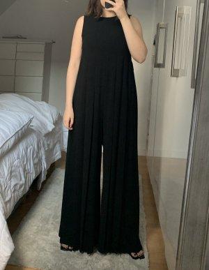 COS Maxi-jurk zwart Polyester