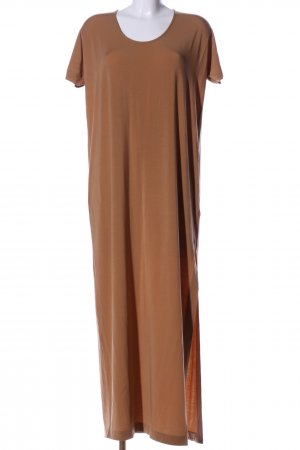 COS Maxi Dress brown casual look