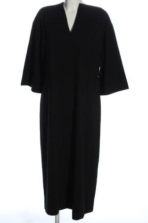 COS Maxi Dress black casual look