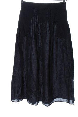COS Maxi Skirt blue casual look