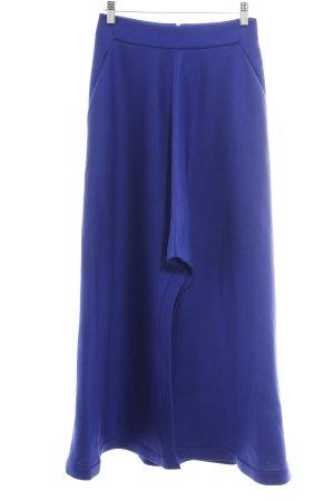 COS Maxirock blau Casual-Look