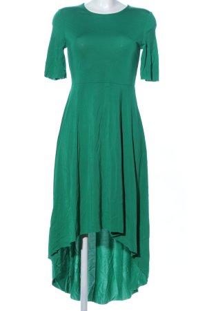 COS Robe mi-longue vert élégant