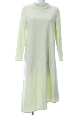 COS Midikleid grün Casual-Look