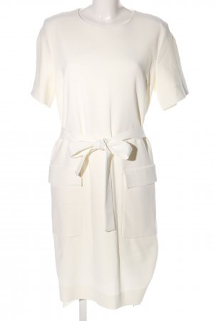 COS Midi Dress cream business style