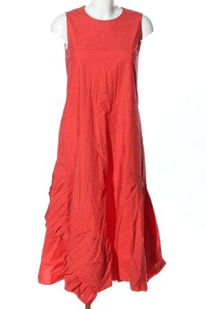 COS Robe mi-longue rouge style décontracté