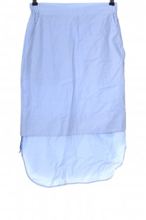 COS Midirock blau Casual-Look