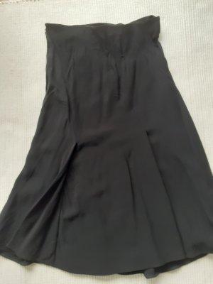 COS Falda midi negro