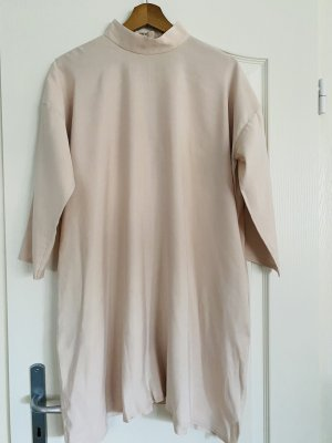 COS Mini-jurk rosé-stoffig roze