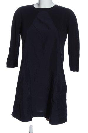 COS Robe courte bleu élégant