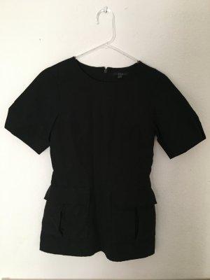 COS Minikleid schwarz 34
