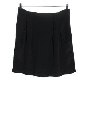 COS Mini rok zwart zakelijke stijl
