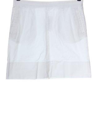 COS Mini-jupe blanc style décontracté