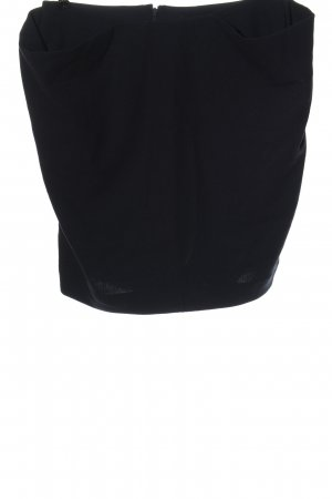 COS Minifalda azul elegante